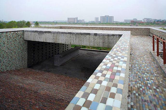 Jinhua China  city photos : Jinhua Architecture Park, Jinhua, provincia de Zhejiang, China 02 ...