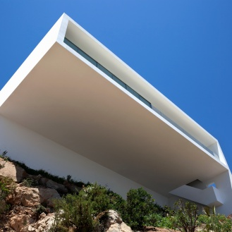 FRAN SILVESTRE ARQUITECTOS VALENCIA - HOUSE ON THE CLIFF - IMG ARQUITECTURA - 04